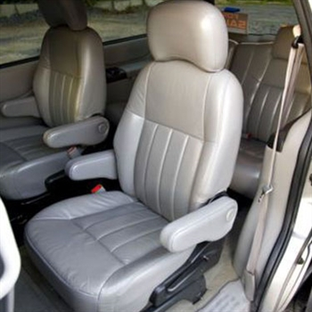 2000, 2001, 2002, 2003, 2004, 2005 CHEVROLET VENTURE Katzkin Leather Upholstery