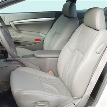 2001, 2002, 2003, 2004, 2005 CHRYSLER SEBRING LX COUPE Katzkin Leather Upholstery