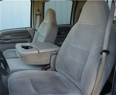 2001 Ford F250 / F350 Crew Cab Katzkin Leather Upholstery
