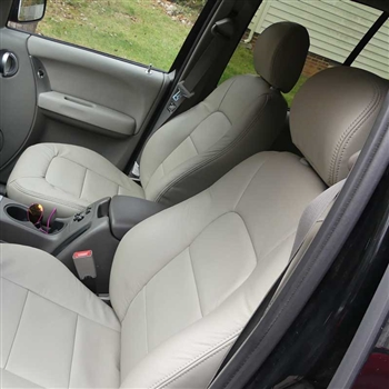 2002, 2003, 2004 JEEP LIBERTY LIMITED Katzkin Leather Upholstery