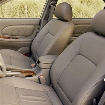 2001, 2002, 2003, 2004 KIA OPTIMA LX / EX Katzkin Leather Upholstery
