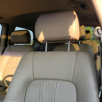 2002, 2003, 2004, 2005 KIA SEDONA Katzkin Leather Upholstery
