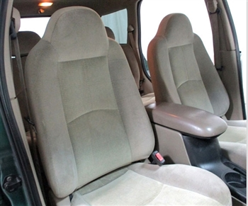 2001 MAZDA TRIBUTE DX Katzkin Leather Seat Upholstery