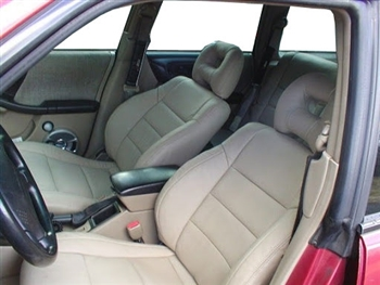 SUBARU FORESTER Katzkin Leather Seat Upholstery, 2001, 2002