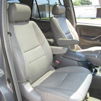 2001, 2002, 2003, 2004 TOYOTA SEQUOIA Katzkin Leather Upholstery