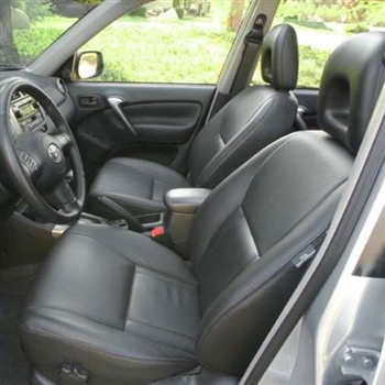2001, 2002, 2003, 2004, 2005 Toyota Rav4 Katzkin Leather Upholstery