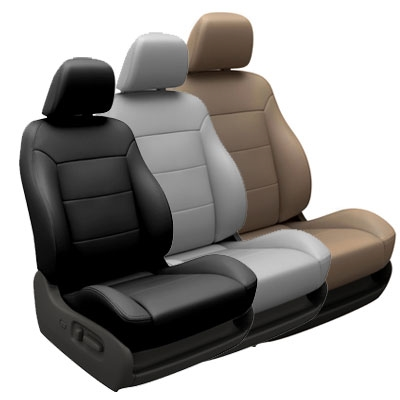 Mazda MX3 Katzkin Leather Seat Upholstery Kit