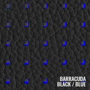 Katzkin Color Barracuda Blue