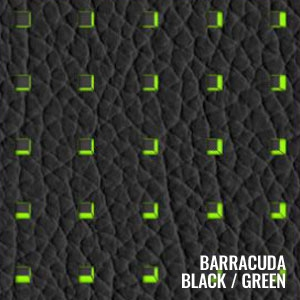 Katzkin Color Barracuda Green