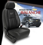 Chevrolet Avalanche Katzkin Leather Seat Upholstery Kit
