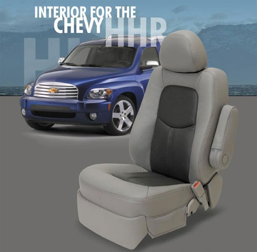 Chevrolet Hhr Katzkin Leather Seat Upholstery Kit