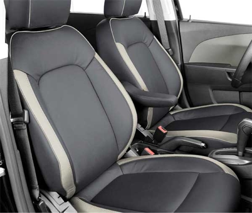 chevrolet sonic katzkin leather seat upholstery kit. Black Bedroom Furniture Sets. Home Design Ideas