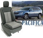 Chrysler Pacifica Custom Leather Interior