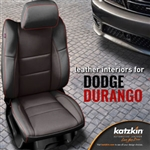 Dodge Durango Katzkin Leather Seat Upholstery Kit