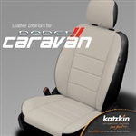 Dodge Caravan Katzkin Leather Seat Upholstery Kit