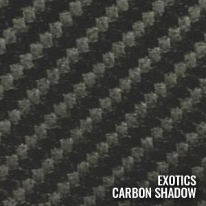 Katzkin Color Exotic Carbon Shadow