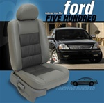Ford Five Hundred Katzkin Leather Seat Upholstery Covers