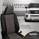 Ford Expedition Leather Seat and Interior Upholstery Kit