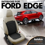 Ford Edge Katzkin Leather Seat Upholstery Kit