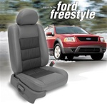 Ford Freestyle Katzkin Leather Seat Upholstery Kit