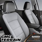 GMC Terrain Katzkin Leather Seat Upholstery Kit