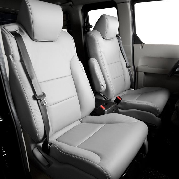 Honda Element Interior Dimensions: Honda Element Katzkin Leather Seat Upholstery Kit