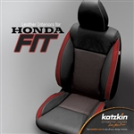 Honda Fit Katzkin Leather Seat Upholstery Kit