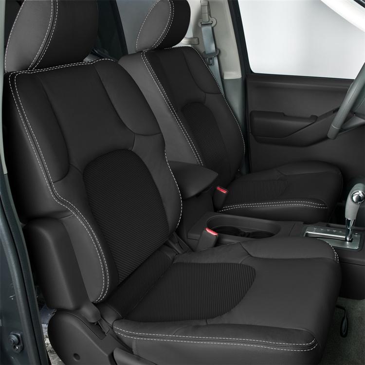Nissan Frontier Katzkin Leather Seat Upholstery Kit
