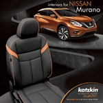 Nissan Murano Katzkin Leather Seat Upholstery Covers