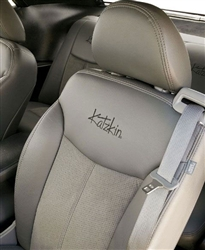 Toyota Land Cruiser Katzkin Leather Seat Upholstery Covers