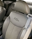 Nissan Versa Katzkin Leather Seat Upholstery Covers