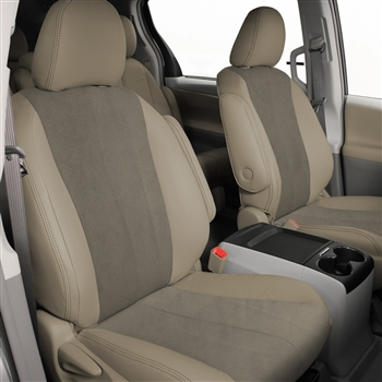 Toyota Sienna Custom Leather Interior