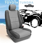 Toyota Tundra Custom Leather Interior