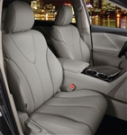 Toyota Venza Katzkin Leather Seat Covers | Auto Upholstery