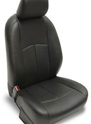 Toyota Yaris Katzkin Leather Seat Covers | Auto Upholstery