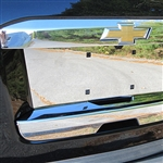 Chevrolet Suburban Chrome Tailgate Hatch Cover, 2015, 2016, 2017