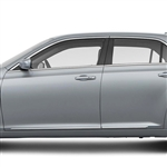 Chrysler 300 Chrome Lower Door Moldings, 2011, 2012, 2013, 2014, 2015, 2016, 2017