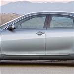 Toyota Camry Chrome Door Moldings, 2007, 2008, 2009, 2010, 2011
