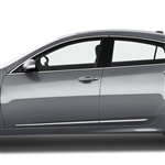 Mazda 6 Chrome Lower Door Moldings, 2009, 2010, 2011, 2012, 2013