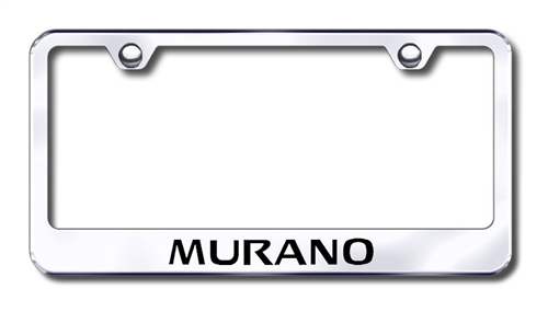 Nissan murano stanless steel license plate frame for American frame coupon code