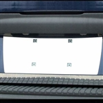 Ford Explorer Chrome License Plate Bezel, 2002, 2003, 2004, 2005, 2006, 2007, 2008, 2009, 2010