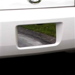 Ford Mustang Chrome License Plate Bezel, 2005 - 2009