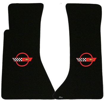 Chevrolet Corvette Floor Mats
