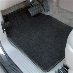 Lincoln MKZ Floor Mats - Carpet and All Weather