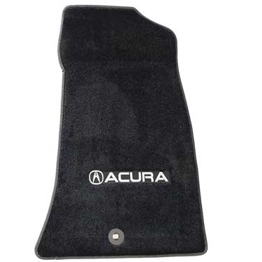 Acura RSX LUXE Custom Carpet Floor Mats - Acura rsx floor mats