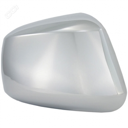 Nissan Frontier Chrome Mirror Covers, 2005, 2006, 2007, 2008, 2009, 2010, 2011, 2012, 2013, 2014, 2015