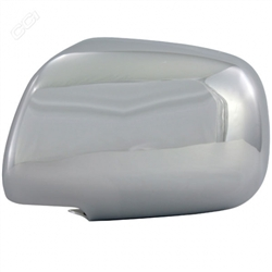 Toyota Tacoma Chrome Mirror Covers, 2005, 2006, 2007, 2008, 2009, 2010, 2011