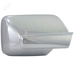 Ford Expedition Chrome Mirror Covers, 2007, 2008, 2009, 2010, 2011, 2012, 2013, 2014, 2015, 2016, 2017