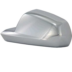 Dodge Avenger Chrome Mirror Covers, 2008, 2009, 2010, 2011, 2012, 2013, 2014