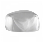 Dodge Grand Caravan Chrome Mirror Covers, 2008, 2009, 2010, 2011, 2012, 2013, 2014, 2015, 2016
